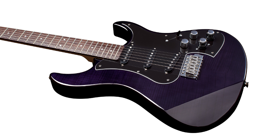 Variax Limited Edition Amethyst-Body